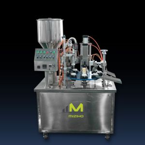 Mzh-Sp Semi-Auto Complex Tube Filling and Sealing Machine pictures & photos