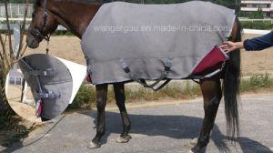 Bonded Material Suede Rug Horse Rg N07