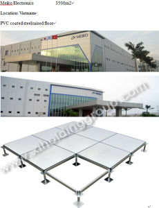 Wold-Famous Meeting Room Steel Access Floor System, Modern Office Design