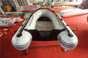 Semi Rigid Inflatable Boat
