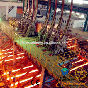 Continuous Casting Machine (CCM) for Casting Steel Billet, Smooth Flow & Stable pictures & photos