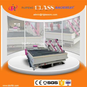 High Smoothly Marble Surface Full Automatic Glass Cutting Machinery (RF800S) pictures & photos