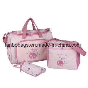 Baby Diaper Bag Mummy Bag Multifunctional Set