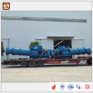 Single Fountation Axial Flow Water Vane Pump pictures & photos