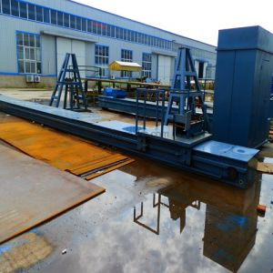 FRP GRP Underground Vessel Plant Winding Machine pictures & photos