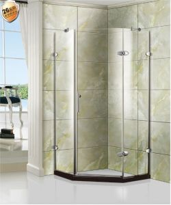 China frameless 516 inch thick clear tempered glass shower cubicle frameless 516 inch thick clear tempered glass shower cubicle shower enclosure planetlyrics Images
