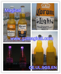 Lighting Inflatable Advertising Decoration Bottle (MIC-571) pictures & photos