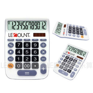 Large Desktop Calculator with Big Display and Big Key (LC299A)