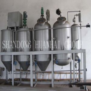 2tpd, 3ptd, 5tpd 6tpd 20tpd Oil Refinery Machine pictures & photos