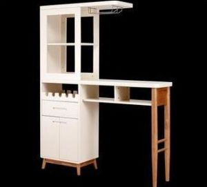 China Scandinavian Furniture Wholesale Living Room Cabinets Home Bar