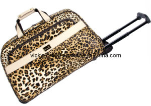 Top Quality Wheeled Trolley Luggage Travel Bag Suitcase (CY9913) pictures & photos