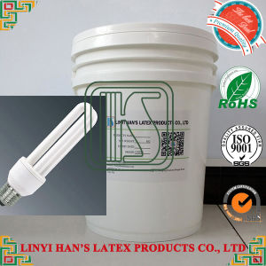 One Component Water Based White Lamp Glue with SGS