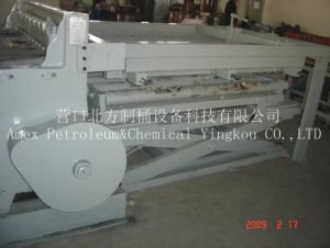 Steel Drum Making Machine Sheet Blanking Frame Lift Piler pictures & photos