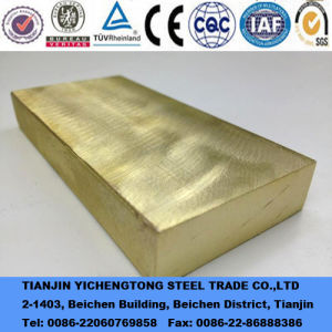ASTM Standard Brass Sheet C27200 pictures & photos
