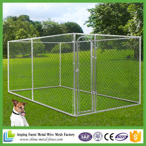 Chain Link Metal Dog Kennel Cage for Sale Cheap