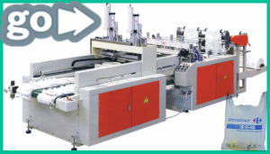 Plastic Roll Garbage Bag Making Machine (WQ) pictures & photos