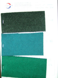 Double-Faced Wool Fabric (11A010)
