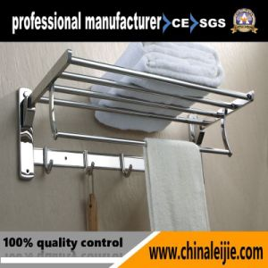 Premium Stainless Steel Bathroom Accessories of Towel Rack pictures & photos