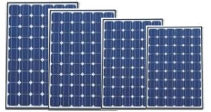 115W High Effiency Polycrystalline Solar Panel