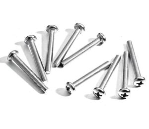 DIN7985 Pan Head Screws with Cross Recessed pictures & photos