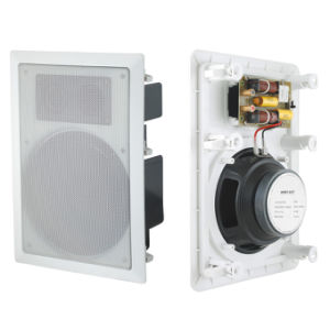 Wall Speaker Wall Mount Box Speaker (WR104-T) pictures & photos