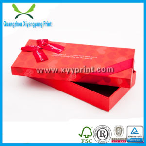 Custom Paper Cardboard Gift Packaging Box with Logo Printed pictures & photos