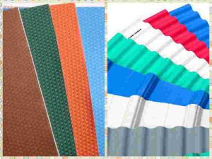 1100 H18 Roofing Diamond/Stucco Embossed Aluminum Coil pictures & photos