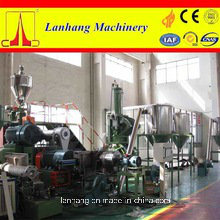 Pre255/300 Two Stage PVC Pelletizing Line (Planetary Extruder with Single Screw Extruder) pictures & photos