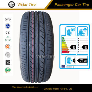 Luxury PCR Car Tyre with Labeling Reach S-MARK pictures & photos