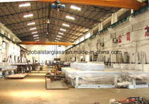 Glass Straight Line Beveling Machine (GM030-371T) pictures & photos
