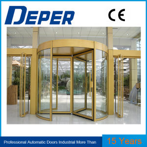 Deper 3&4 Wing Revolving Door pictures & photos