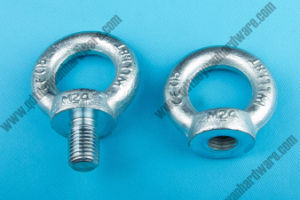 Factory Supplier Carbon Steel Lifting DIN580 Eye Bolt pictures & photos