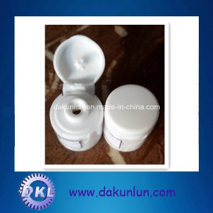 Customize Size Plastic Tooling PP Flip Top Caps Parts