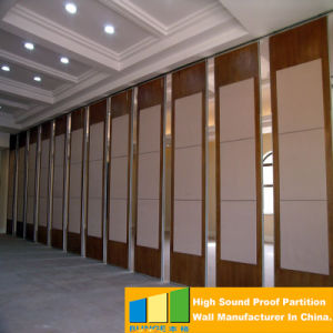 Light Durable Room Partitions for Hotel Banquet Hall