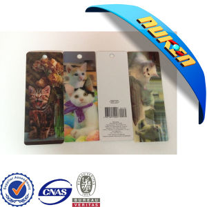Custom High Quality 3D Lenticualr Bookmarks