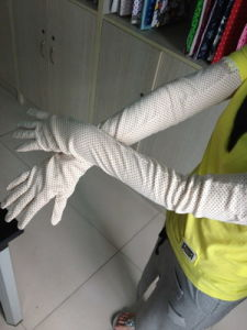 UV Knitted Gloves