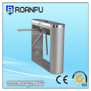 304# Stailess Steel Three Arm Turnstile Door with CE&ISO (RAP-205)