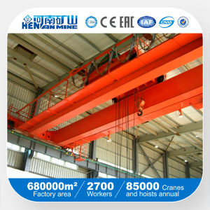 300/40t Double Beam Bridge Crane with Trolley (QD Model) pictures & photos
