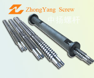 Profile Extruder for Screw and Barrel pictures & photos