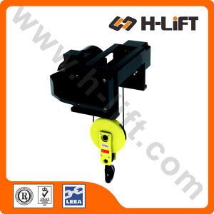 Foot-Mounted Electric Wire Rope Hoist (WHF-D Type) pictures & photos