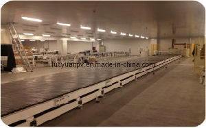 Plate Link Chain Curing Line
