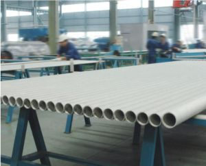 316Ti / 1.4571 / TP316Ti / S31635 Seamless Stainless Steel Pipe / Tube pictures & photos