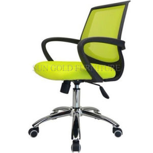 Hot Sale Modern Cheap Mesh Fabric Staff Office Chair (SZ-OC170) pictures & photos
