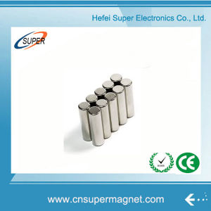 (55*25mm) Neodymium Cylinder Magnet for Sale pictures & photos
