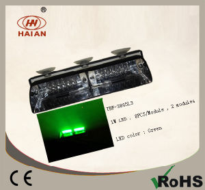 Green Color 16 High Power LED Windshield Lights (TBF-3865L-G) pictures & photos