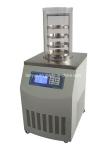 Lgj-18 Lab Freeze Dryer & Lyophilizer & Freeze Drying Machine pictures & photos