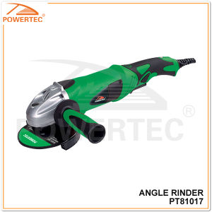 Powertec 750/900W 115/125mm Electric Hand Angle Grinder (PT81017) pictures & photos