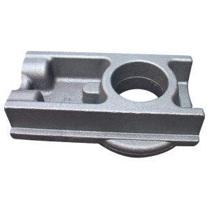 ISO9001 OEM High Quality Ductile Cast Iron GS450-10 /Shaft Support Seat/ Engineering Machinery Casting