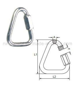 Delta Shaped Quick Link/Hook with High Quality