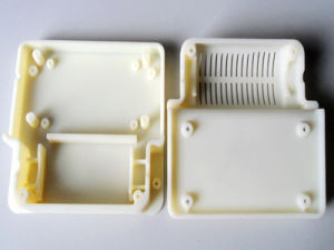 CNC Plastic Rapid Prototype Manufacturers in Original ABS